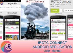 IRCTC-CONNECT-ANDROID-APPLICATION