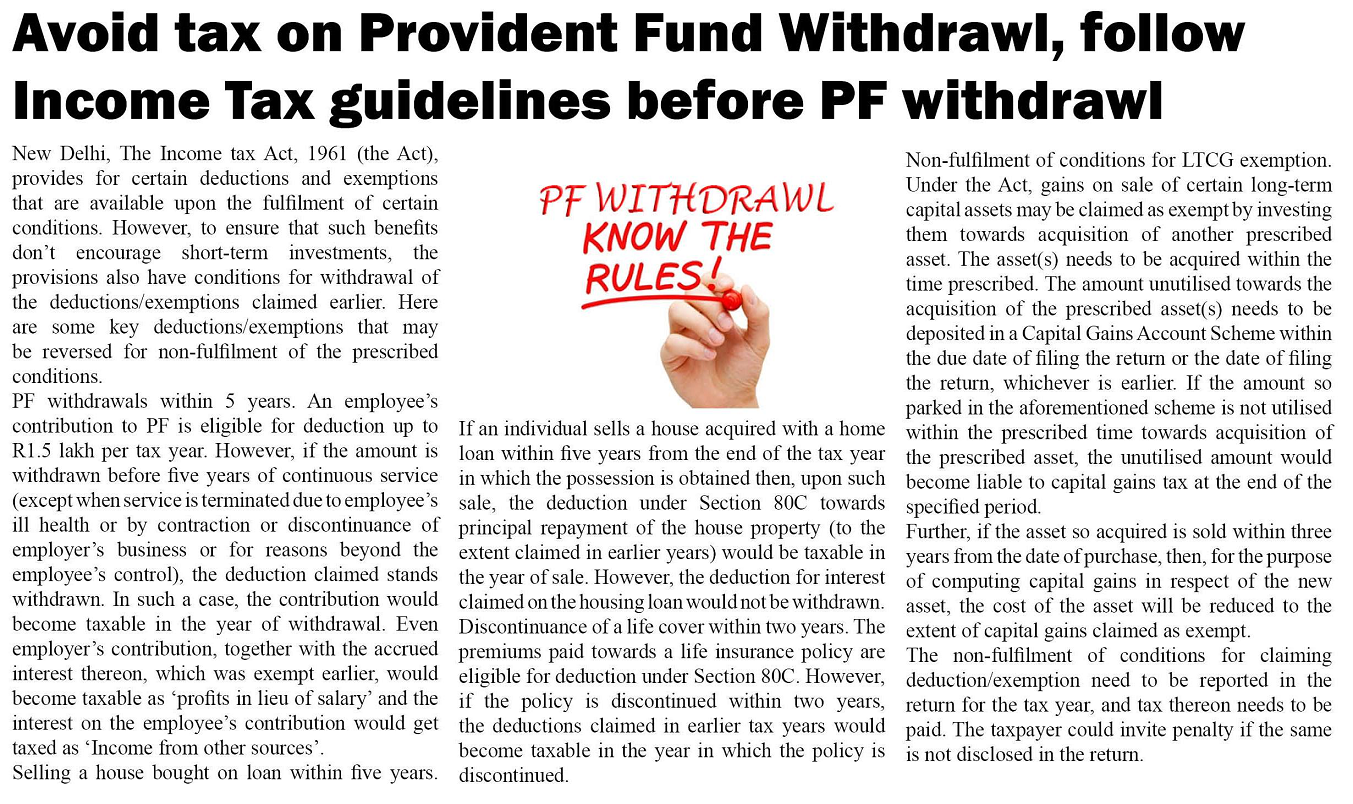 the employees provident fund essay Provident fund is another name for pension fund its purpose is to provide  employees with lump sum payments at the time of exit from their place of  employment.