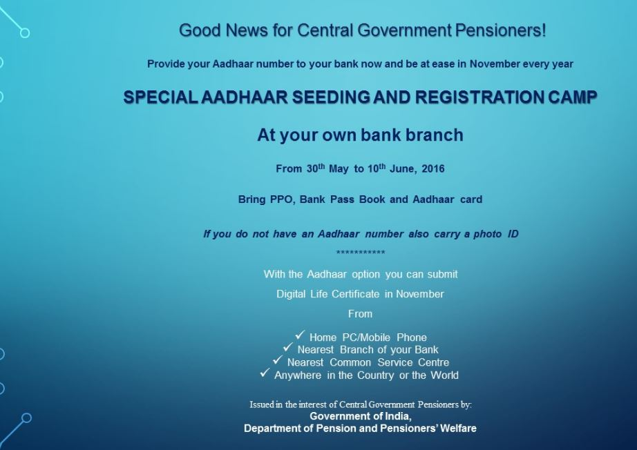 Aadhar card registration centre in bangalore dating 9