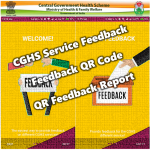 Mobile Application for Feedback on CGHS Service